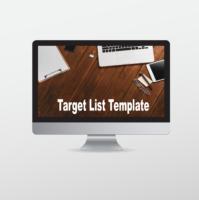 Target List Template